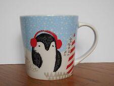 Starbucks 2016 Penguin Cup Mug 8 fl oz