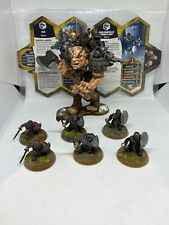 Heroscape Mok Shieldsmiths Giant Dwarves C3V Custom Lot Army Customs