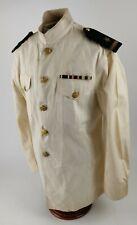 New listing Intrawars Us Navy Usn Ensign Rank White Service Dress Tunic W/ Ww1 Ribbon Bar