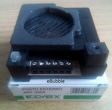 VIMAR ELVOX 930A Posto esterno audio NUOVO E ORIGINALE