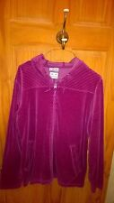 Curves Hooded Fleece size large