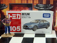 TOMICA #105 NISSAN SKYLINE 1/66 SCALE NEW IN BOX