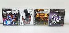 PS3 Lot of 4 Games - Open World Action Pack - CiB!