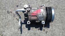 Fiat Punto Grand Punto 1.2 / 1.4 Petrol Denso Aircon Compressor 55194880