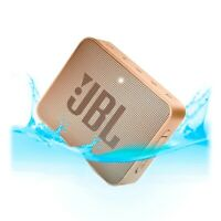 JBL Go 2 Waterproof Portable Bluetooth Speaker - GO2-CHAMPAGNE