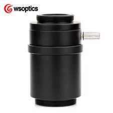 1X CCD C-Mount Adapter for Trinocular stereo Microscope Camera 1X CTV Φ28mm