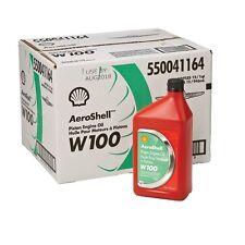 Aeroshell Piston Engine Oil SAE50,QT,100W