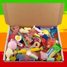 Pick and mix 400g sweets box, maoam, haribo, swizzels. Sweets hamper, free post