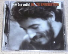 BRUCE SPRINGSTEEN The Essential Double CD SOUTH AFRICA Cat# CDCOL 7026