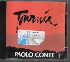 CD ALBUM 19 TITRES--PAOLO CONTE--LIVE TOURNEE 91-92-93
