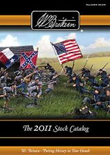 William Britains 2011 Soldat De Jouet Stock Catalogue