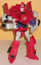 Transformers Universe POWERGLIDE Complete Red Mega Walmart Exclusive
