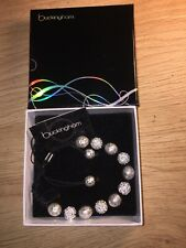 New Buckingham Jewellery Shamballa Bracelet Great Gift Stocking  Fillers 🎁