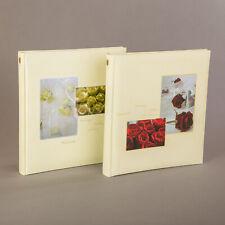 Henzo Hochzeitsalbum Attraction Fotoalbum zum einkleben 60 Seiten Fotobuch
