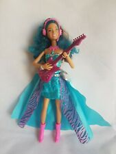 """Barbie Popstar Erika aus """"Eine Prinzessin im Rockstar Camp"""" von Mattel CMT04"""