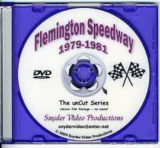 Flemington Fairgrounds Speedway 1979-1981 DVD - Snyder Video Productions