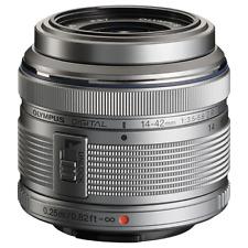 Olympus 14-42mm f3.5-5.6 II R M.ZUIKO Digital Micro 4/3 Lens - Silver: White Box