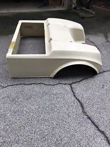 Club Car DS  tan Rear Body Cowl Golf Cart