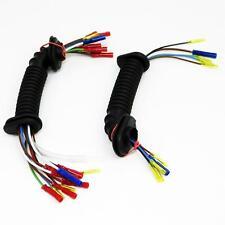 complet Kit de réparation Câble Harnais de câblage Hayon VW GOLF IV 4 1J1 soude