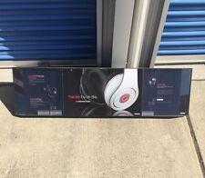 Dr. Dre Beats Headphone Display 48x13x3 Rap Hip Hop Music Studio Wall G Funk