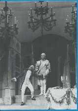 """N° 14 Photo non dédicacée de Gabriel BACQUIER (Baryton) dans """"DON GIOVANNI"""""""