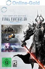Final Fantasy XIV - Complete Edition - FF14 PC Digital Code Download Key [EU/DE]