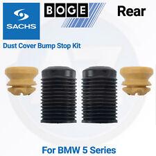 Per BMW 5 Rrear 09/10- Sachs Posteriore Asse Ammortizzatore Tappo Bump Kit Stop