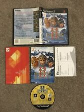 PlayStation 2: Age Of Empires II - The Age Of Kings (Very Good Condition) UK PAL