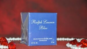 Ralph Lauren Blue EDT 75ml, DISCONTINUED, VERY RARE, NEW IN BOX, SEALED