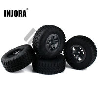 RC 1/10 Short Course Off Road Tire Wheel Rubber for Traxxas Slash VKAR 10SC HPI