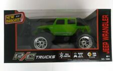 Radio Control Truck - Green  *Great Birthday Gift!