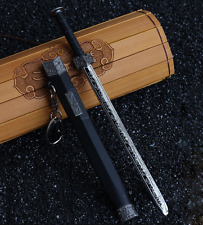 """1/6 Chinese sword """"han jian"""" ancient soldier weapon model"""
