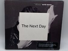 DAVID BOWIE - THE NEXT DAY CD 2013