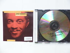 CDR Promo JORGE HUMBERTO Lindinha Single Musique du Cap vert