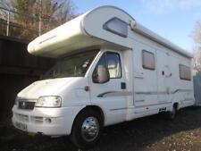2 Axles 2005 Campervans & Motorhomes 6 Sleeping Capacity