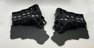 Dactyl-Manuform Keyboard Shell 4x6 - With Base Plate - 3D printed