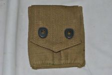 WW1 M1911 M1910 M1912 Ammo Pouch Russell .45 cal US Army Us Marine Corp USMC WWI