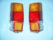 Fanali Posteriori FIAT 500 F L R  modello Stars coppia Dx e Sx