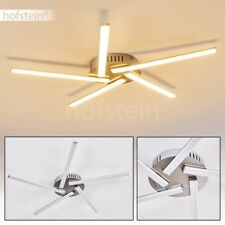 Plafonnier LED Lampe de corridor Lampe de bureau Lampe à suspension Lustre Métal