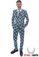 Disfraces de hombre en color principal azul talla L