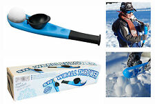 Palla di neve LANCIATORE hurler Scoop Stampo hurl Palline di Neve in 1 Motion-Soft all'impatto