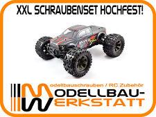 XXL Schrauben-Set Stahl hochfest HOBAO Hyper MTe Sport RTR + Plus screw kit