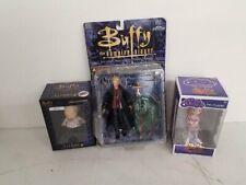 3 X Buffy Vampire Slayer Figures