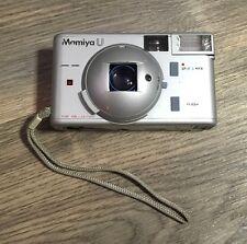 Mamiya U Film Camera- Untested- Read Description- Good Condition- Rare