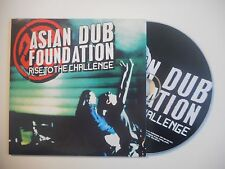 ASIAN DUB FOUNDATION : RISE TO THE CHALLENGE [CD SINGLE PORT GRATUIT]