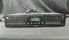 BSR EQ-3000 10-band Stereo Frequency Equalizer EQ and Spectrum Analyzer