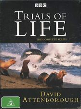 BBC Trials Of Life The Complete Series DVD Box NEw David Attenborough