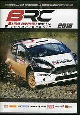 BRC THE OFFICIAL MSA BRITISH RALLY CHAMPIONSHIP REVIEW 2016 DVD