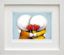 Doug Hyde Sweethearts Framed Limited Edition Giclee