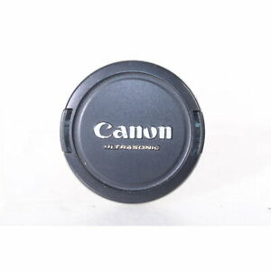 Canon 58mm Objektivdeckel Snap USM E-58U / Frontdeckel / Lens Cap